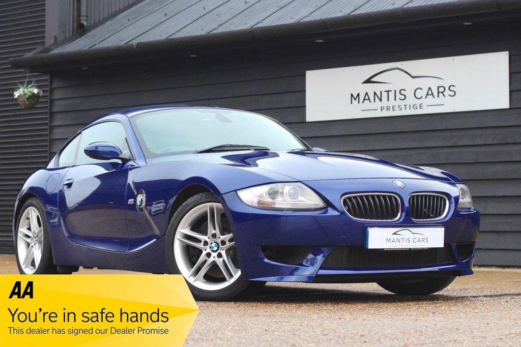 USED 2008 08 BMW Z4 3.2 Z4 M COUPE 2d 338 BHP