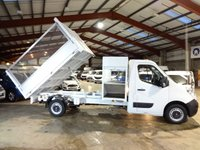 USED 2016 16 VAUXHALL MOVANO 2.3 R3500 L3H1 C/C CDTI 125 BHP LWB CAGED TIPPER - AA DEALER PROMISE - TRADING STANDARDS APPROVED -