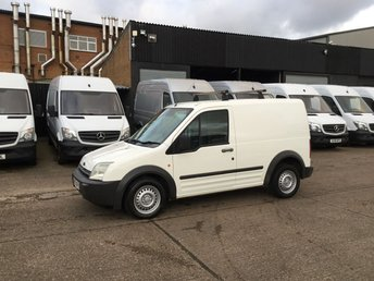 2003 FORD TRANSIT CONNECT 1.8TDCI T200 L SWB 75BHP. ROOF-RACK. 136K MILES ONLY.  £1990.00