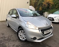 USED 2014 14 PEUGEOT 208 1.4 HDI ACCESS PLUS 5d 68 BHP