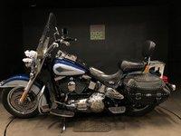USED 2000 W HARLEY-DAVIDSON FLSTC HERITAGE SOFTAIL. LOVELY BIKE. YEAR 2000. SERVICED 37K 1450CC
