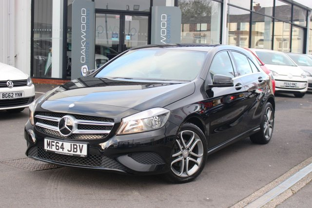 USED 2014 64 MERCEDES-BENZ A CLASS 1.5 A180 CDI Sport 7G-DCT AUTO 5dr