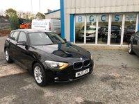 2013 BMW 1 SERIES 1.6 114I SE 5d 101 BHP £7890.00