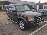 2006 LAND ROVER DISCOVERY 2.7 3 TDV6 HSE 5d AUTO 188 BHP £8495.00