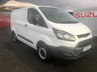 2015 FORD TRANSIT CUSTOM 270 L1H1 100PSi Panel Van £10250.00