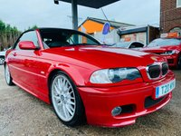 USED 2003 BMW 3 SERIES 3.0 330CI SPORT 2d 228 BHP