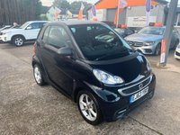 2014 SMART FORTWO 1.0 EDITION 21 MHD 2d AUTO 71 BHP £2490.00