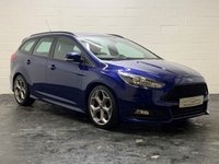 USED 2015 65 FORD FOCUS 2.0 ST-2 TDCI 5d 183 BHP 1 OWNER + 6 FORD SERVICES + SAT NAV + HALF LEATHER RECARO SEATS