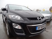 USED 2010 59 MAZDA CX-7 2.2 SPORT TECH D 5d 173 BHP VERY CLEAN ALL ROUND