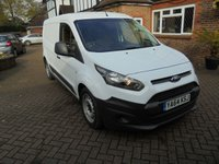 2015 FORD TRANSIT CONNECT 1.6 210 P/V 74 BHP £7495.00