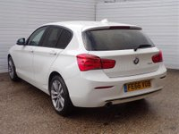 USED 2016 66 BMW 1 SERIES 1.5 116D SPORT 5d 114 BHP SATNAV 1OWNER FSH BLUETOOTH