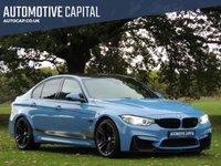 2015 BMW M3 3.0 M3 4d AUTO 426 BHP £33995.00