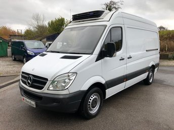 2012 MERCEDES-BENZ SPRINTER