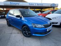 2016 SKODA FABIA 1.2 COLOUR EDITION TSI 5d 89 BHP £8999.00
