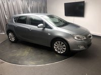 USED 2011 61 VAUXHALL ASTRA 2.0 SE CDTI S/S 5d 163 BHP FREE UK DELIVERY, AIR CONDITIONING, CD/MP3/RADIO, CLIMATE CONTROL, CRUISE CONTROL, ELECTRONIC PARKING BRAKE, PARROT HANDSFREE SYSTEM, STEERING WHEEL CONTROLS, TRIP COMPUTER