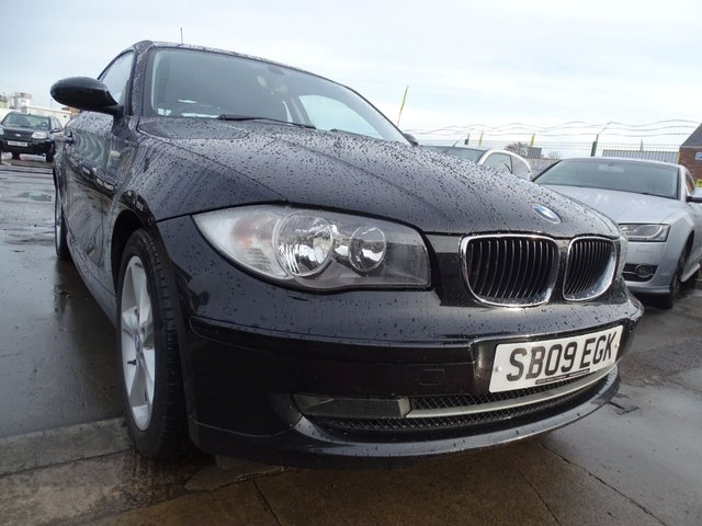 USED 2009 09 BMW 1 SERIES 2.0 116I SPORT FULL SERVICE CHEAP TO RUN