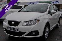 2008 SEAT IBIZA 1.4 SE 5d 85 BHP £3995.00