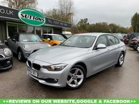 USED 2012 62 BMW 3 SERIES 2.0 318D SE 4d AUTO 141 BHP