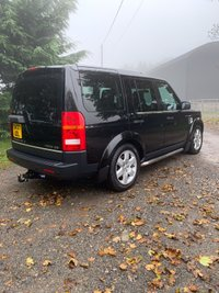 USED 2007 07 LAND ROVER DISCOVERY 2.7 3 TDV6 GS 5d 188 BHP STUNNING EXAMPLE. FULLY COLOUR CODED. EXCELLENT SERVICE HISTORY. 4 NEW AIR BAGS. NEW TIMING BELT