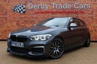 2015 BMW 1 SERIES 3.0 M135I 3d 322 BHP £17990.00