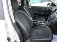 USED 2013 63 NISSAN QASHQAI 1.6 DCI 360 IS 5d 130 BHP NICE IN WHITE