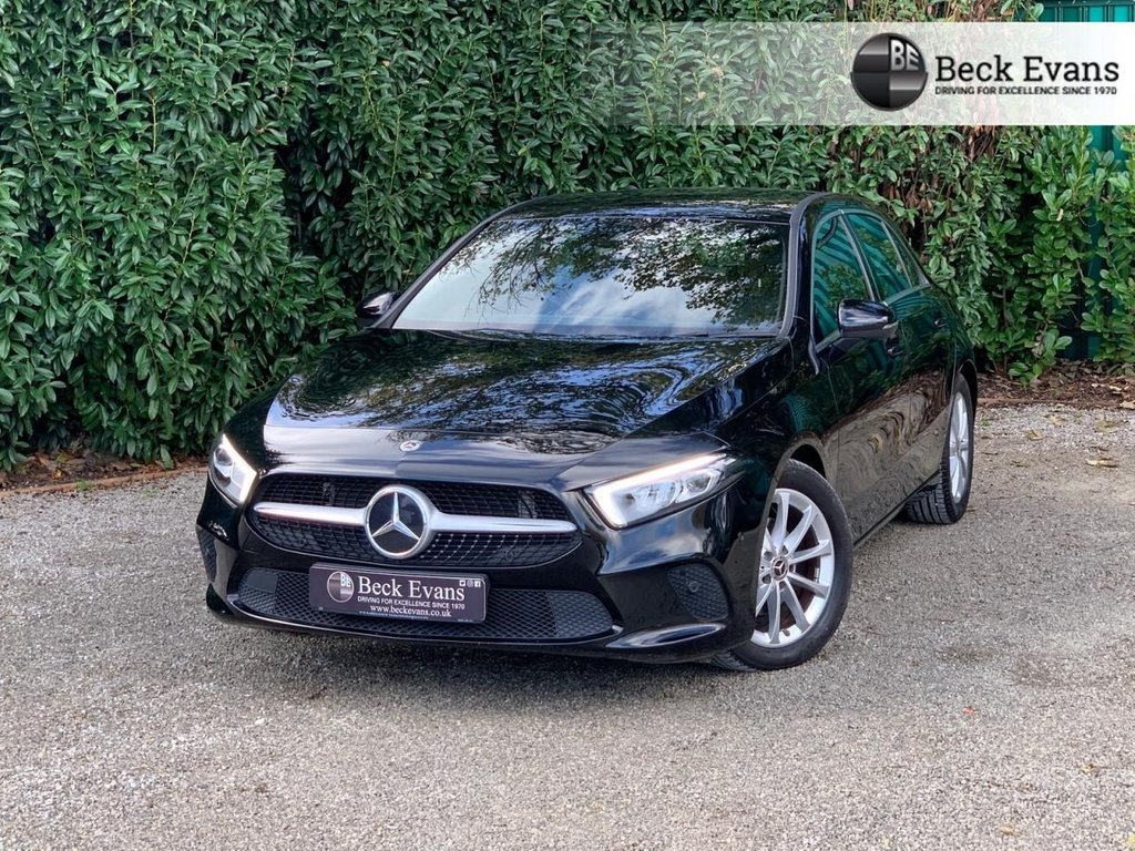 USED 2018 18 MERCEDES-BENZ A CLASS 1.5 A 180 D SPORT EXECUTIVE 5d AUTO 114 BHP