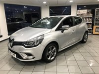 USED 2017 17 RENAULT CLIO 0.9 DYNAMIQUE NAV TCE 5d 89 BHP