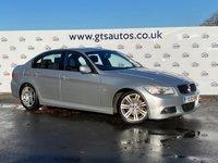 USED 2010 10 BMW 3 SERIES 318D M SPORT SALOON 143 BHP
