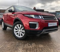 USED 2015 65 LAND ROVER RANGE ROVER EVOQUE 2.0 TD4 SE 5d AUTO 177 BHP 18ALLOYS+CLIMATE+PARKING+PRIVGLASS+2KEYS+NAV+LEATHER+PANROOF+USB+