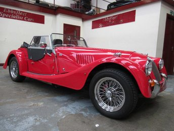 View our MORGAN PLUS 4