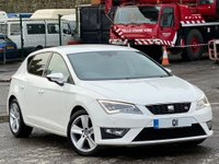 USED 2014 14 SEAT LEON 1.4 TSI FR (Tech Pack) (s/s) 5dr FlatBottom/Cruise/SatNav/DAB