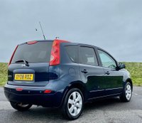 USED 2008 08 NISSAN NOTE 1.6 16v Tekna 5dr LOW MILES! AUTO! BLUETOOTH!