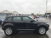 USED 2015 64 LAND ROVER RANGE ROVER EVOQUE 2.2 SD4 Pure Tech AWD 5dr 1 OWNER+FSH+SAT NAV+1 YRS MOT!