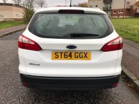 USED 2014 64 FORD FOCUS 1.6 TDCi Titanium Navigator Navigator 5dr 2 Owners ! £20 Tax ! 76 MPG !