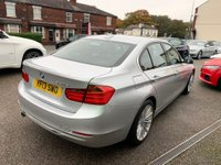 USED 2013 13 BMW 3 SERIES 2.0 320d Luxury (s/s) 4dr FULL BMW SERVICE HISTORY