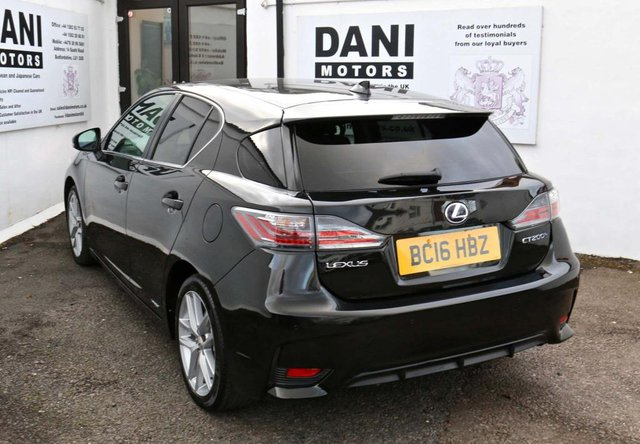 LEXUS CT at Dani Motors