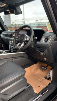 USED 2019 MERCEDES-BENZ G CLASS 4.0 G63 V8 BiTurbo AMG SpdS+9GT 4WD (s/s) 5dr VAT Q + 2 UNITS AVAILABLE