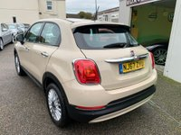 USED 2017 67 FIAT 500X 1.6 MultiJetII Pop Star (s/s) 5dr FULL FIAT HISTORY