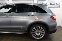 USED 2017 67 MERCEDES-BENZ GLC-CLASS 2.1 GLC250d AMG Line (Premium) G-Tronic 4MATIC (s/s) 5dr PAN ROOF! 360 CAM! 1 OWNER!