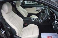 USED 2017 67 MERCEDES-BENZ C CLASS 3.0 C43 V6 AMG (Premium Plus) G-Tronic+ 4MATIC (s/s) 2dr NIGHT PACK*PREMIUM+*PAN ROOF