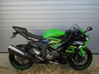 USED 2019 19 KAWASAKI ZX-6R ZX 636 GKFA ZX-6R ABS/TRACTION KRT