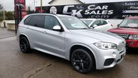 2015 BMW X5 3.0 XDRIVE40D M SPORT 5d AUTO 309 BHP £23990.00