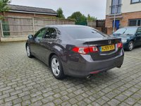 USED 2009 59 HONDA ACCORD 2.4L I-VTEC EX 4d AUTO 198 BHP CAMERA, LEATHERS, ULEZ FREE, 6M WARRANTY, MOT, FINANCE
