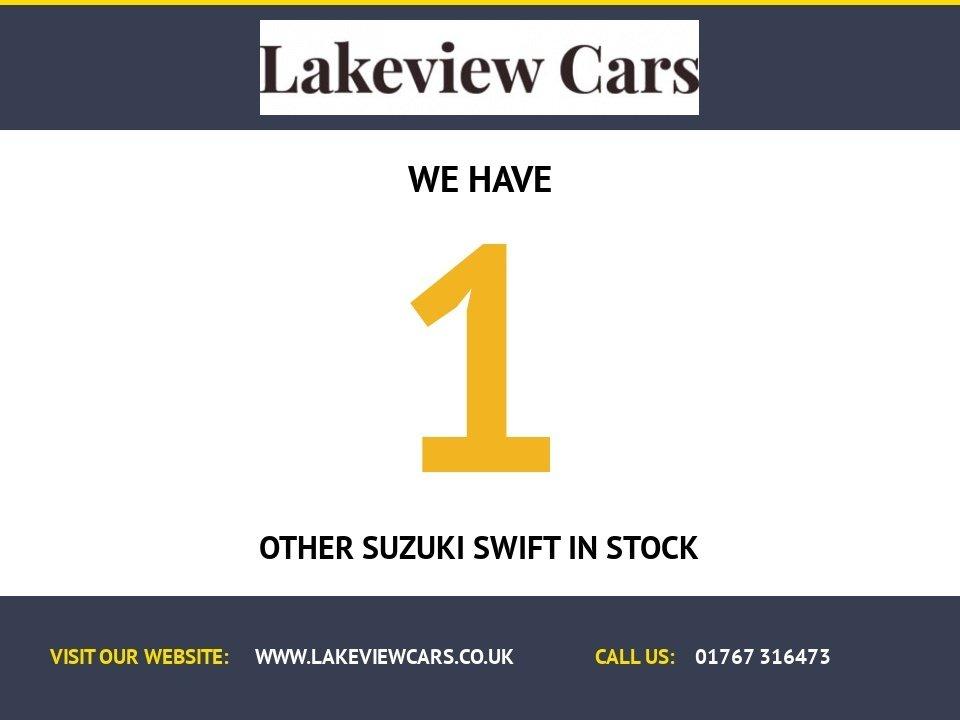 USED 2017 17 SUZUKI SWIFT 1.0 SZ5 BOOSTERJET SHVS 5d 110 BHP