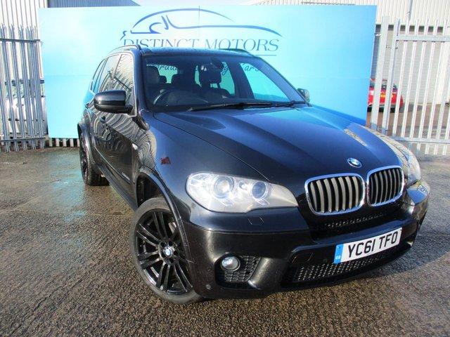 USED 2011 61 BMW X5 3.0 XDRIVE30D M SPORT 5d AUTO 241 BHP 7 SEATS