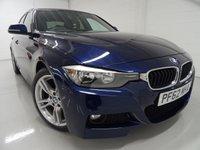 USED 2012 62 BMW 3 SERIES 3.0 330D M SPORT 4d AUTO 255 BHP
