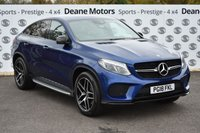 USED 2018 18 MERCEDES-BENZ GLE-CLASS 3.0 GLE 350 D 4MATIC AMG NIGHT EDITION 4d AUTO 255 BHP