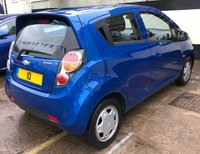 USED 2010 10 CHEVROLET SPARK 1.0 LS 5DR 68 BHP, 12 MONTHS MOT, £30 ROAD TAX DEPOSIT TAKEN - SIMILAR VEHICLES WANTED