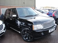 USED 2011 11 LAND ROVER RANGE ROVER 3.6 TDV8 VOGUE 5d AUTO 272 BHP ANY PART EXCHANGE WELCOME, COUNTRY WIDE DELIVERY ARRANGED, HUGE SPEC