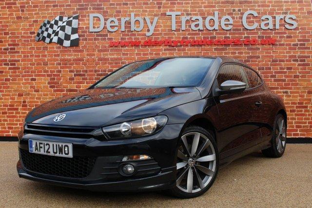 VOLKSWAGEN SCIROCCO at Derby Trade Cars